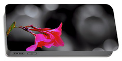Color By Fuchsia Portable Battery Charger