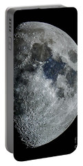 Color Moon Portable Battery Charger