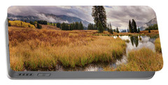 Colorado Fall Colors 3  Portable Battery Charger