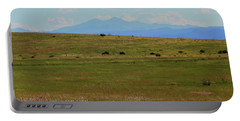 Colorado Grassland Portable Battery Charger