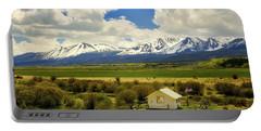 Colorado Mountain Vista Portable Battery Charger by L O C