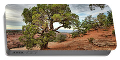 Colorado National Monument Portable Battery Charger