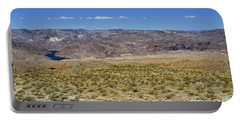 Colorado River In Arizona Portable Battery Charger by RicardMN Photography