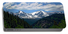 Colorado Rocky Mountains Portable Battery Charger by Anthony Dezenzio
