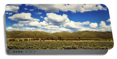 Colorado Vista Portable Battery Charger by L O C