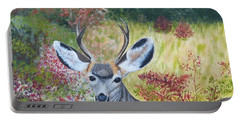 Colorado White Tail Deer Portable Battery Charger