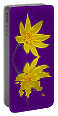 Colorado Wildflower Portable Battery Charger
