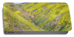 Portable Battery Charger featuring the photograph Colorful Canyon by Marc Crumpler