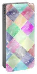Colorful Geometric Patterns IIi Portable Battery Charger