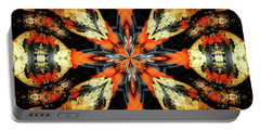 Colorful Gourds Abstract Portable Battery Charger