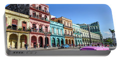 Colorful Havana Portable Battery Charger