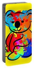 Colorful Koala Portable Battery Charger