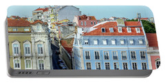 Colorful Lisbon Portable Battery Charger