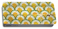 Colorful Vintage Portuguese Tiles Portable Battery Charger