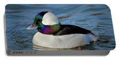 Colorful Waterfowl Portable Battery Charger