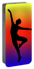 Colors Dance Portable Battery Charger