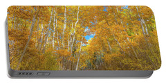 Portable Battery Charger featuring the photograph Colors Of Fall by Darren White