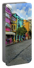 Colors Of Istanbul Portable Battery Charger