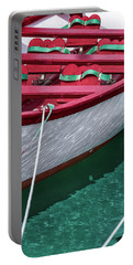 Colors Of My Country Portable Battery Charger by Edgar Laureano