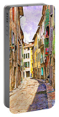 Colors Of Provence, France Portable Battery Charger
