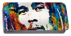 Colors Of Reggae - Bob Marley Tribute Portable Battery Charger