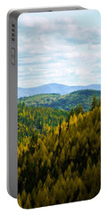 Colors Of Sherman's Pass Portable Battery Charger