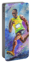 Colors Of Speed Portable Battery Charger