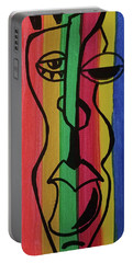 Colors Of The Face Portable Battery Charger