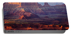 Colors Of Utah Portable Battery Charger