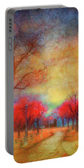 Colour Burst Portable Battery Charger