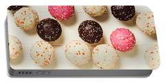 Colourful Cupcakes Portable Battery Charger
