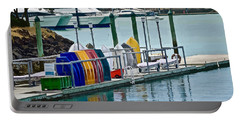 Colourful Dinghies Auckland Portable Battery Charger