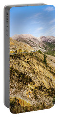 Colourful Stony Highlands Portable Battery Charger