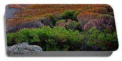 Portable Battery Charger featuring the photograph Colours Of North Head by Miroslava Jurcik