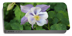 Columbine At Glen Magna Farms Portable Battery Charger