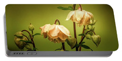 Columbines In Summer Portable Battery Charger