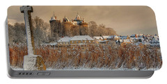 Combourg Castle 2 Portable Battery Charger