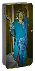 Portable Battery Charger featuring the photograph Come With Me To The Casbah by Denise Fulmer