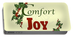 Comfort And Joy Portable Battery Charger