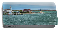 Coming Back To Nantucket Portable Battery Charger