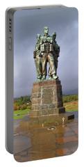 Commando Memorial Portable Battery Charger