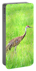 Common Crane Hide Portable Battery Charger