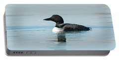 Common Loon Portable Battery Charger