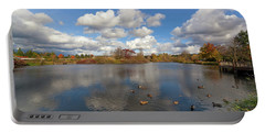 Commonwealth Lake Park In Beaverton Oregon Portable Battery Charger