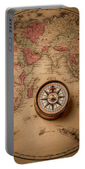 Compass And Europe Portable Battery Charger