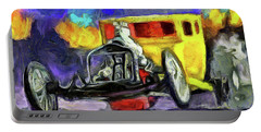 Competition Coupe Van Gogh Portable Battery Charger