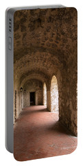 Concepcion Mission Arches Portable Battery Charger