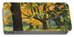 Concord Fall Trees Portable Battery Charger
