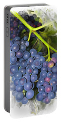 Concord Grape Portable Battery Charger
