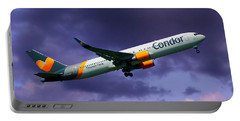 Condor Boeing 767-3q8 Portable Battery Charger